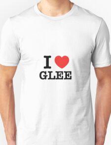 I Love GLEE T-Shirt
