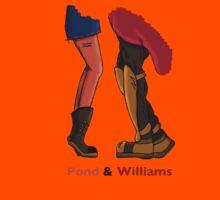 Pond & Williams Kids Tee