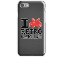 I Heart Retro Gaming iPhone Case/Skin