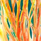 Libertia Grass by Sally Griffin