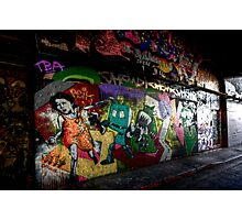 Leake Street Photographic Print