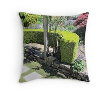 Natural  Seating Throw Pillow