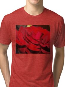 An open heart  Tri-blend T-Shirt
