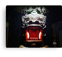 Chinese Dragon Canvas Print