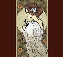 Cinderella Nouveau Old Stories by MariaDiaz