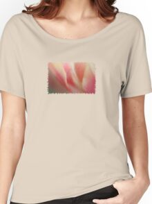 Reaching for Spring  - JUSTART © Women's Relaxed Fit T-Shirt