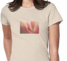 Reaching for Spring  - JUSTART © Womens Fitted T-Shirt