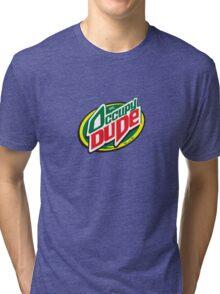 Occupy Dude Tri-blend T-Shirt
