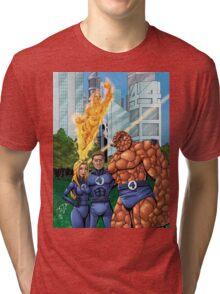 Fantastic Four Tri-blend T-Shirt