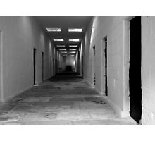 The Separate Prison at Port Arthur Photographic Print