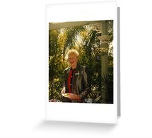 Norma-jean Greeting Card