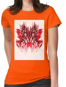 crystalline Womens Fitted T-Shirt