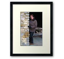 Laurie - My Sister Framed Print