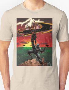 Black Panther & Storm Unisex T-Shirt