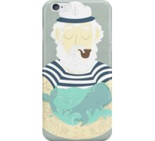 Let's Save The Seas iPhone Case/Skin