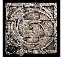 Spiral one: unified source Photographic Print