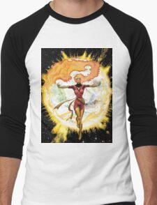 Phoenix Men's Baseball ¾ T-Shirt