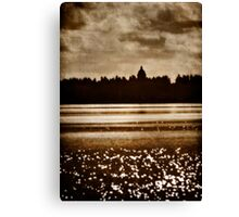 Olympia Icons Canvas Print