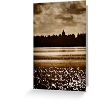 Olympia Icons Greeting Card