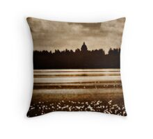 Olympia Icons Throw Pillow