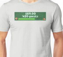 RCT 2 420 Guest Count Unisex T-Shirt
