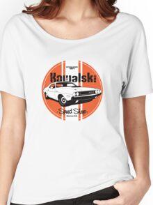 Kowalski Speed Shop Women's Relaxed Fit T-Shirt