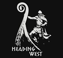 Heading West Unisex T-Shirt