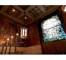 Wade Chapel {interior} Photographic Print