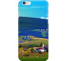 Some boring autumn scenery iPhone Case/Skin