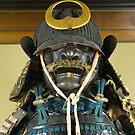 Samurai Armour, Kanazawa, Japan by johnrf