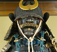 Samurai Armour, Kanazawa, Japan by johnrf