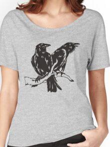 Hugin and Munin Women's Relaxed Fit T-Shirt