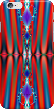 Fractal iPhone 11 by saleire
