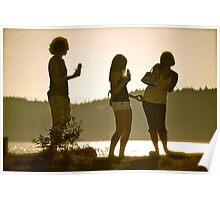 Summer Gathering Poster