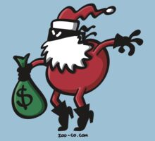 Santa Claus or Thief? T-Shirt