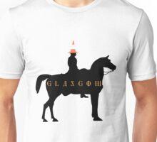 Glasgow Duke of Wellington Statue Unisex T-Shirt