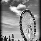 Fremantle Wheel by Kymie