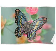 Le Papillon Plastique 10_25_11_4_58  Poster