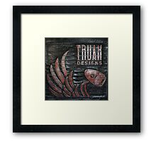 Truax Designs Inventors of Karbon Kast Framed Print