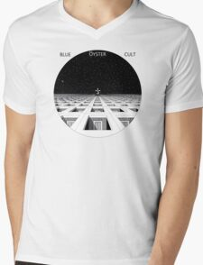 New BLUE OYSTER CULT Rock Band Legend Music Men's White T-Shirt T-Shirt