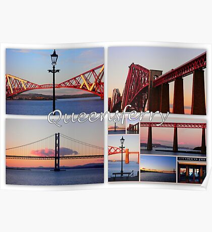 Queensferry Poster