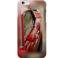 Speed iPhone © Vicki Ferrari Photography iPhone Case/Skin