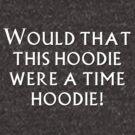 Time Hoodie! by deelee