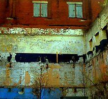 Leith Building by blackalbino