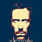 HOUSE MD VICODIN by G3no