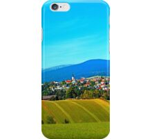 Unsettled geography iPhone Case/Skin