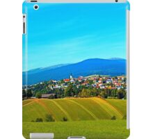 Unsettled geography iPad Case/Skin