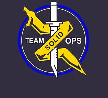 Team Solid Ops Metal Gear Solid Online Shirt Unisex T-Shirt