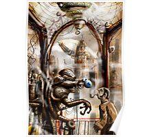 Steam Humunculus Poster