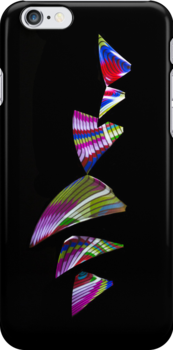 Peacock Sails - Vivid Festival - Sydney Opera House - iPhone Case by Bryan Freeman